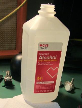 isopropyl-alccyhol